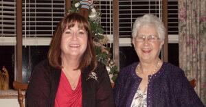 Kathy and Thelma